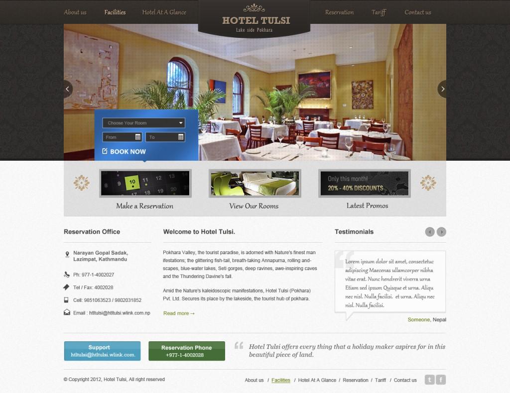 Hotel Tulsi Pokhara