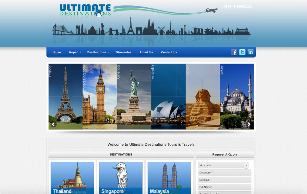 Ultimate Destinations