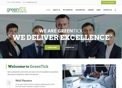 Greentick Nepal