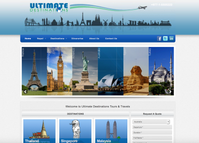 Ultimate Destinations