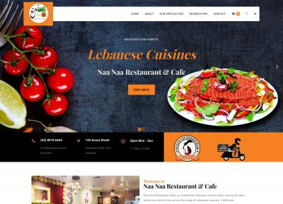 Naa Naa Lebanese Resturant