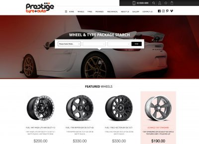 Prestige Tyre and auto